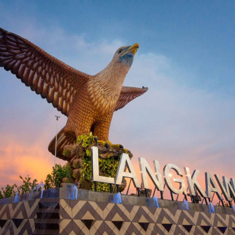Langkawi Shopping Eagle Square