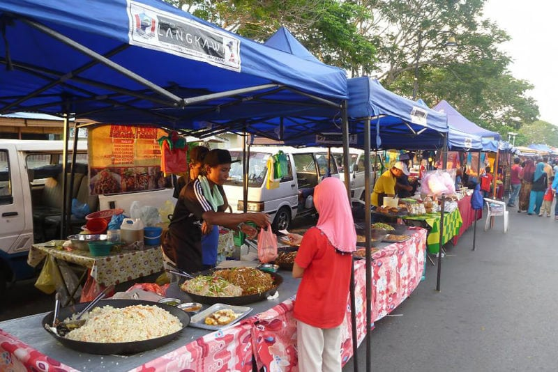 Langkawi Shopping Temoyong Night Market