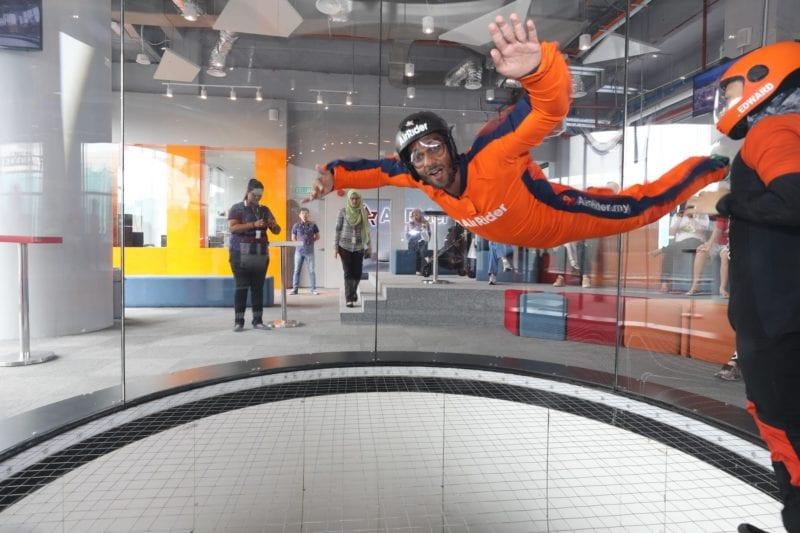 Skydiving at AirRider