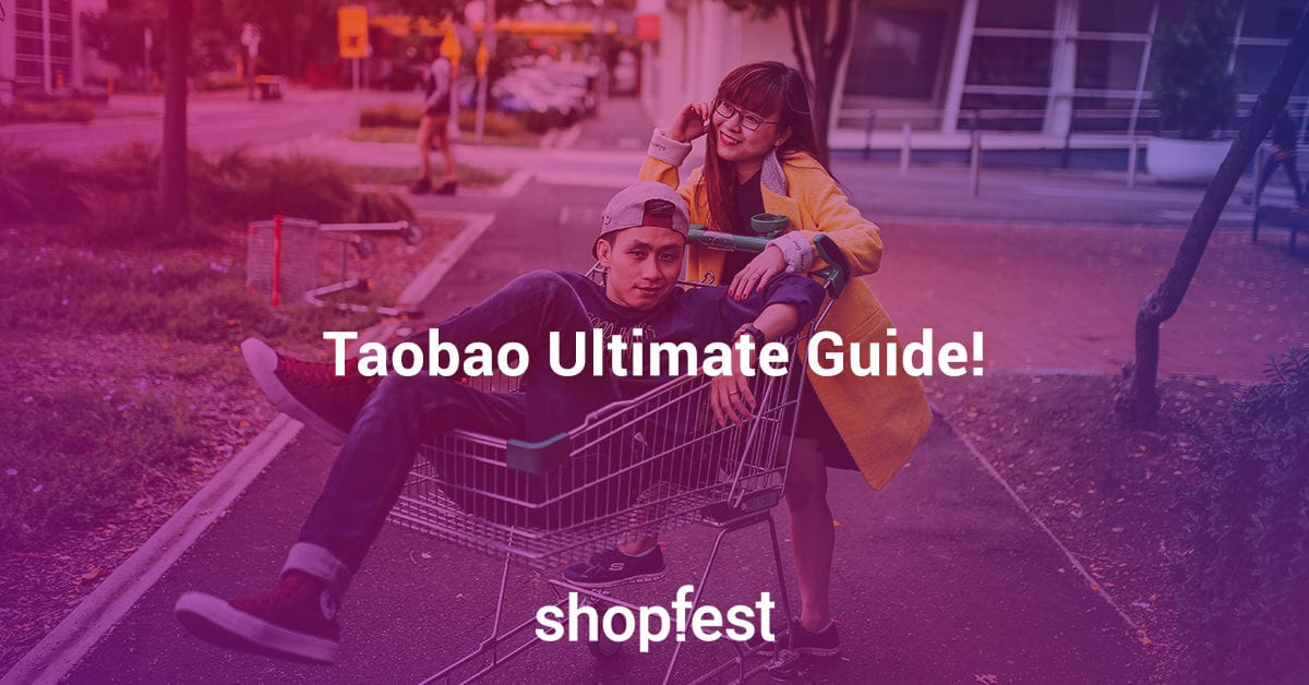 11.11 Ultimate Guide With Protips: How To Taobao And Tmall Like A Pro! [#ShopFest Guide]