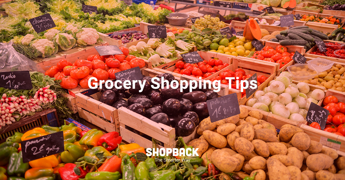 5 Grocery Shopping Tips to Remember
