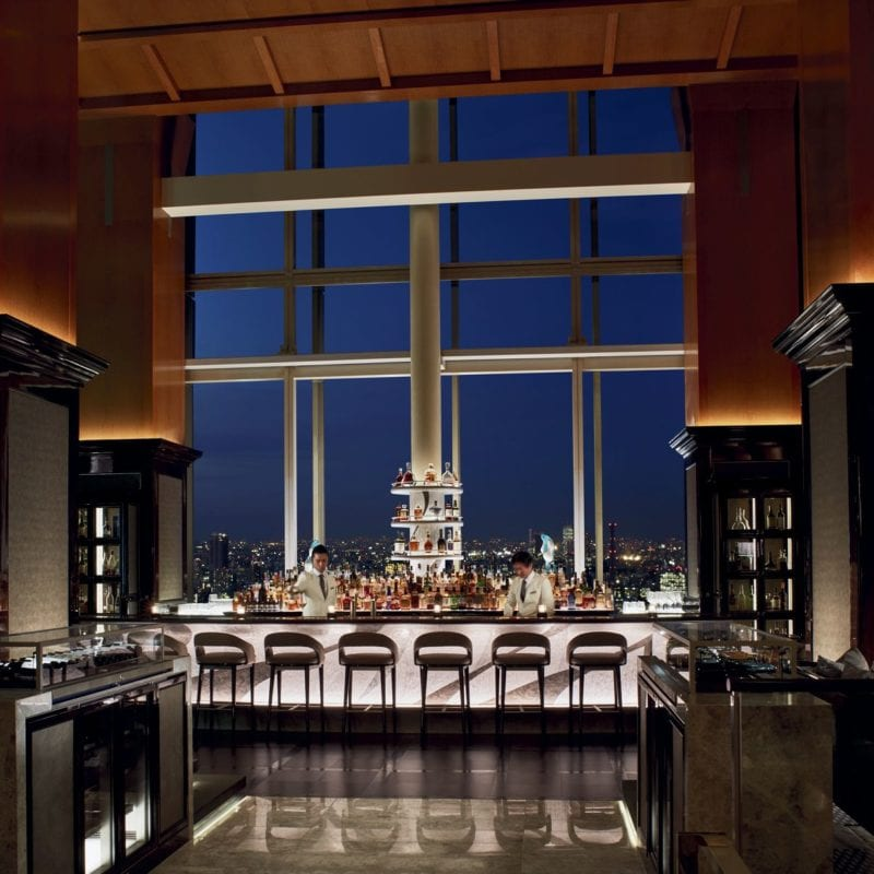 The Ritz-Carlton, Tokyo bar