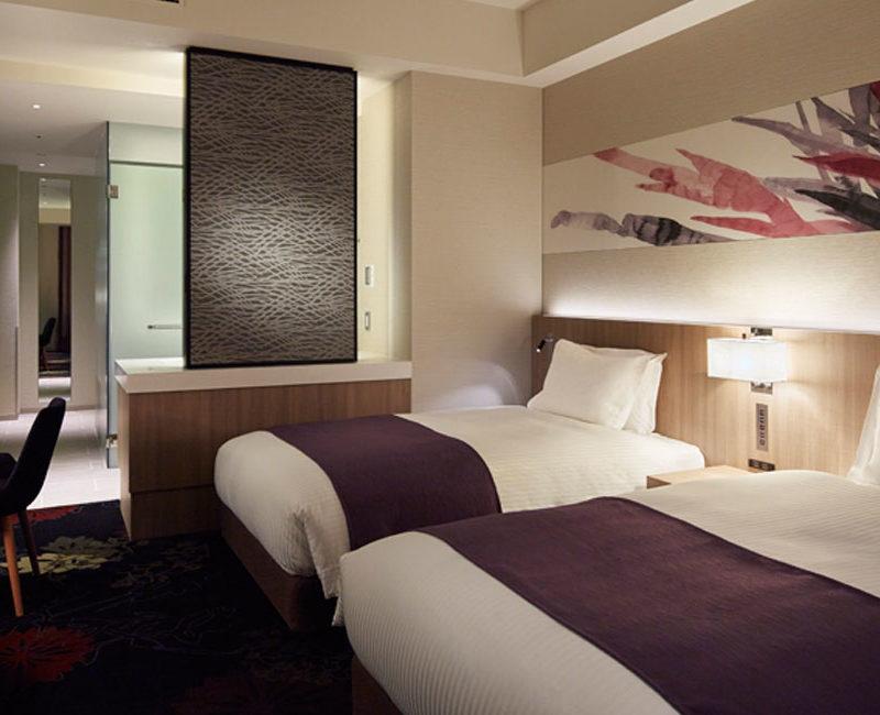 Millennium Mitsui Garden Hotel Tokyo Room