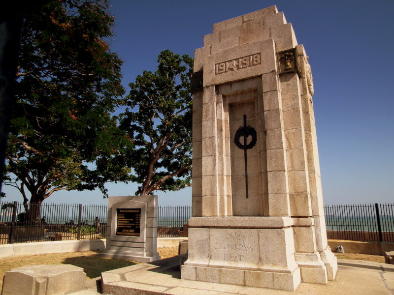 penang world war 2 cenotaph