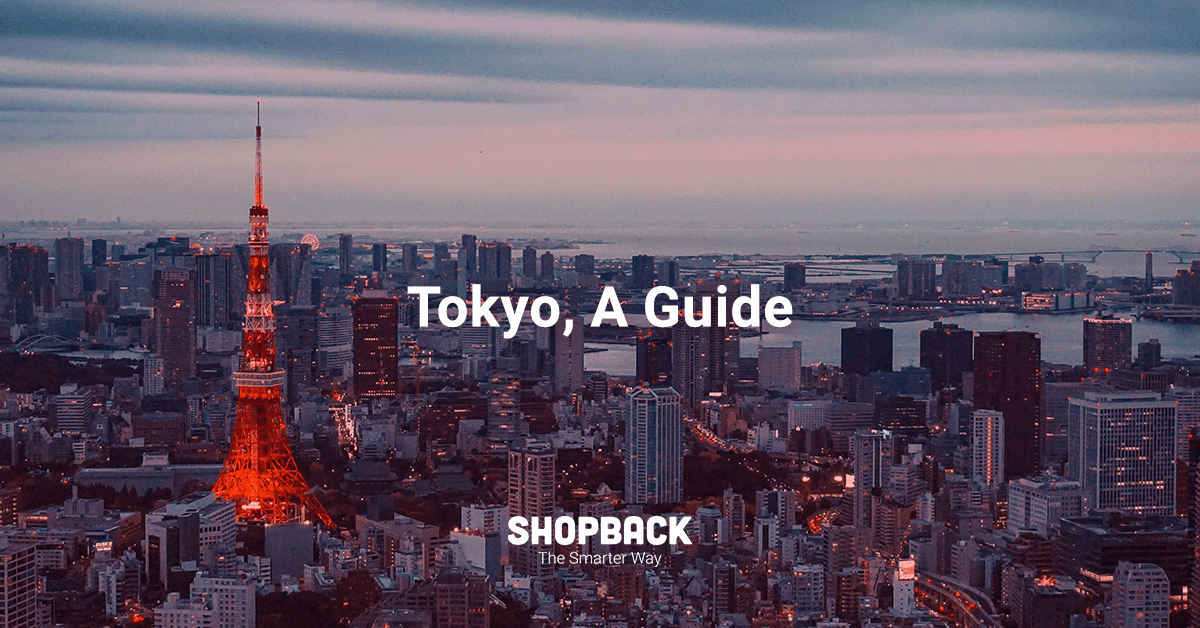 Tokyo, A Guide