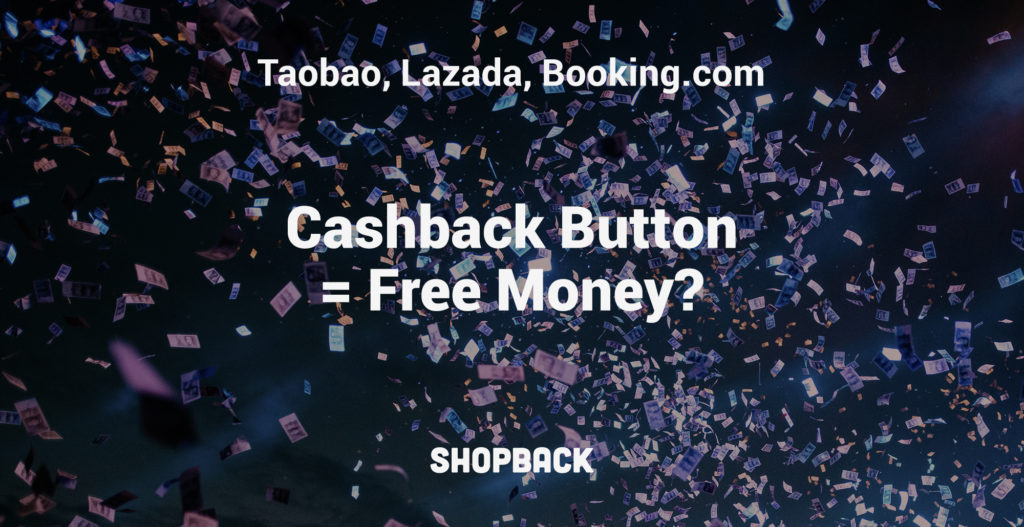 Blog Banner ShopBack Cashback Button Chrome Firefox Extension