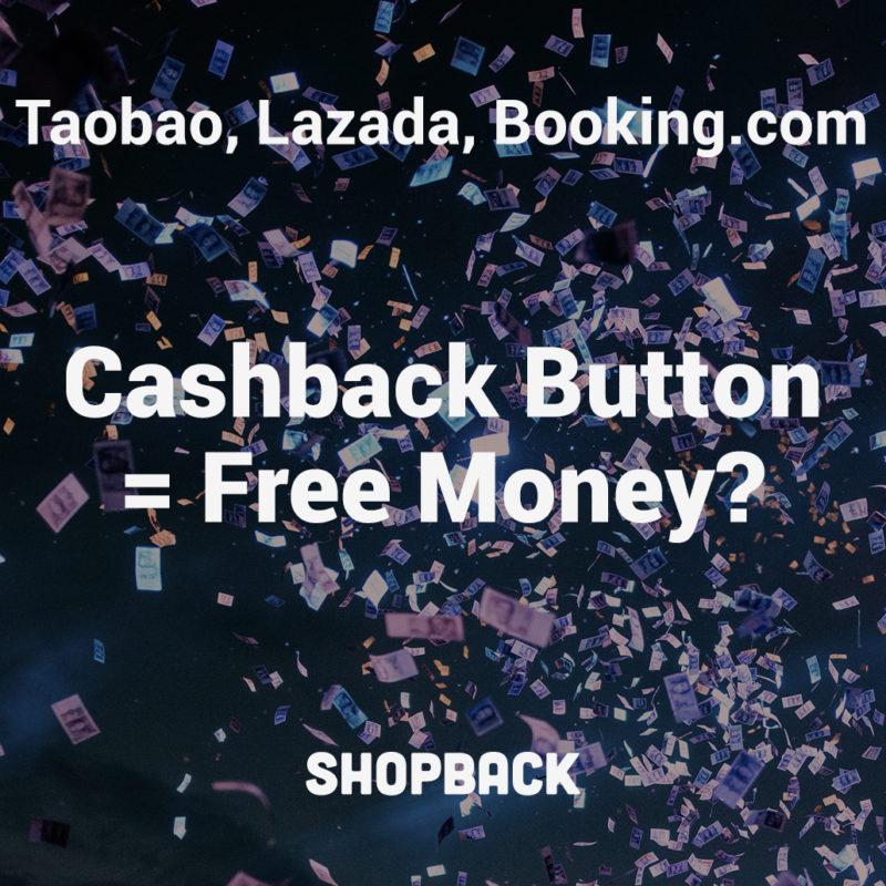 Blog Banner ShopBack Cashback Button Chrome Firefox Extension