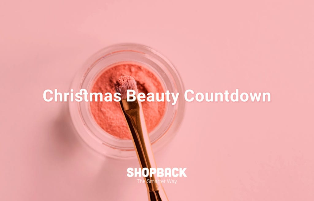 make up brush blog header christmas advent calendar