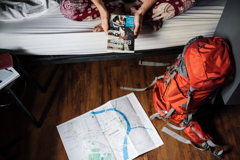 backpackers youth hostels