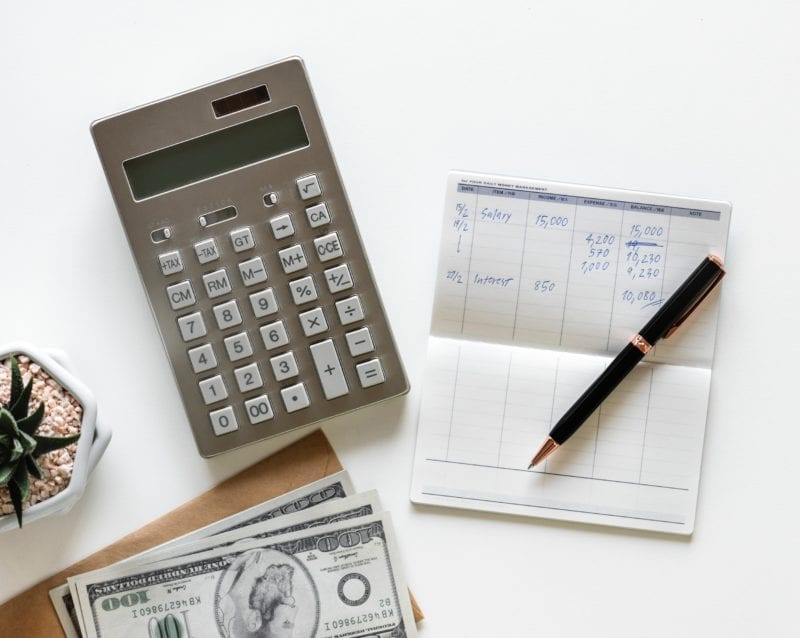 budget planning before traveling