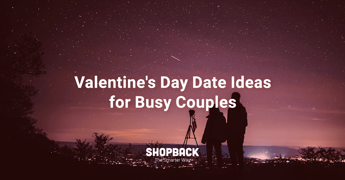 Affordable Valentine's Day Date Ideas for Busy Couples