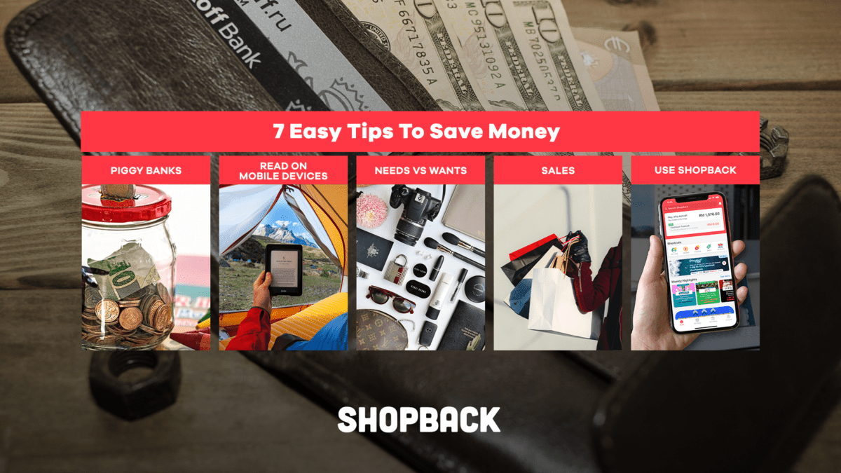 7 Easy Tips To Save Money