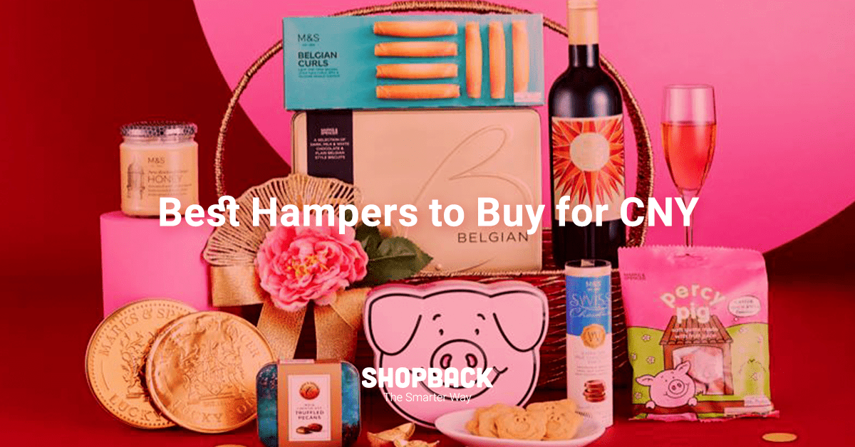 Best Hampers to Buy for Chinese New Year