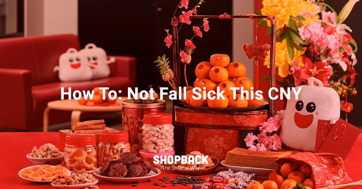 Tips on How to Stay Healthy and Not Fall Sick This Chinese New Year