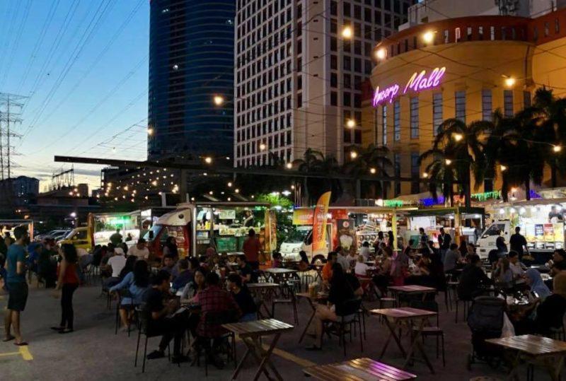 Tapak PJ food truck park
