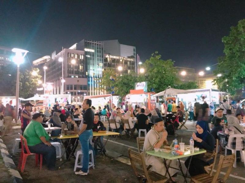 Putrajaya food truck