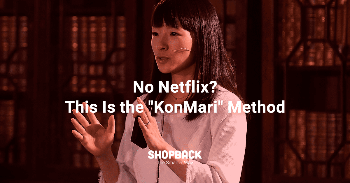 Here's How to Tidy up like Marie Kondo If You Don't Have Netflix