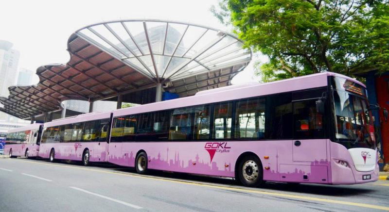 Go KL city buses