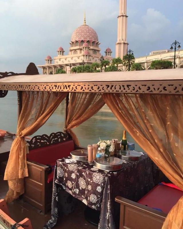 Cruise Tasik Putrajaya facebook