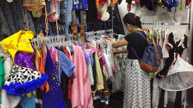 clothes at JJJ