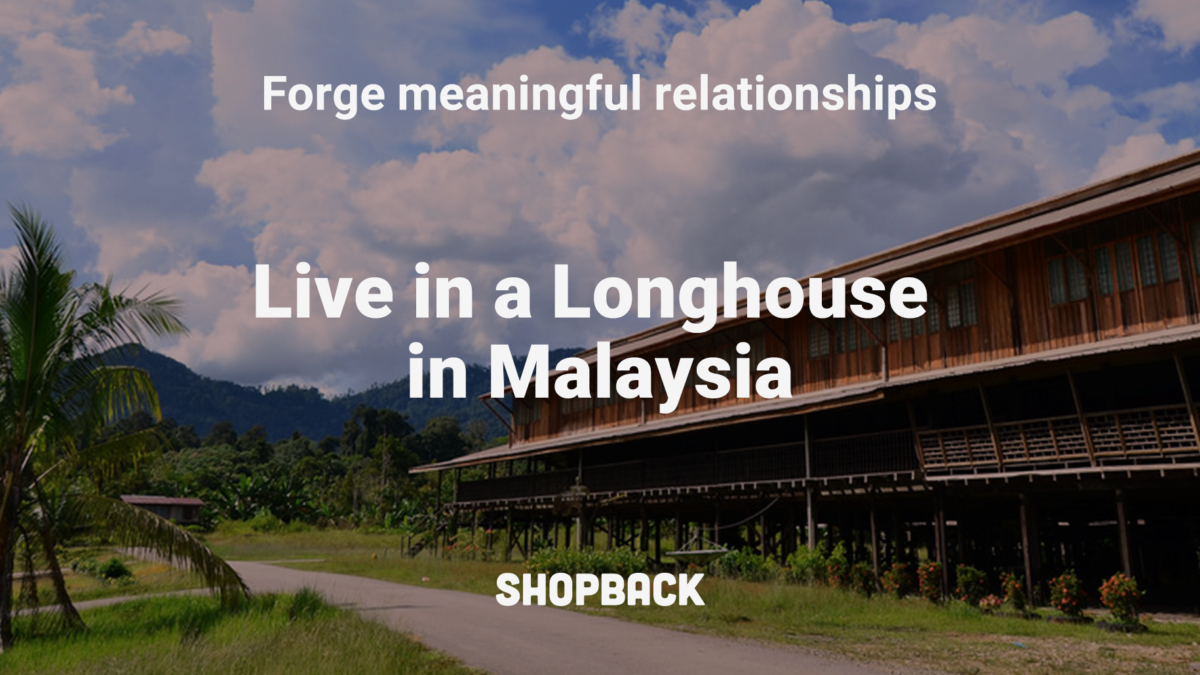 Try Living in a Longhouse in Malaysia's Kampungs
