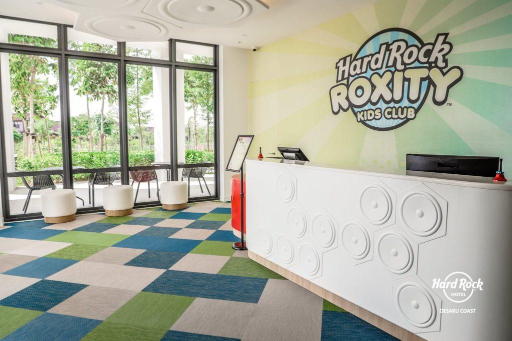 Roxcity Club colourful interiors