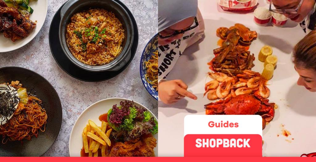 food eating kota damansara blog header
