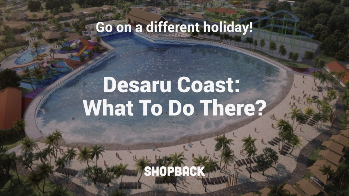 New Attractions In Desaru Coast To Holiday With Your Family