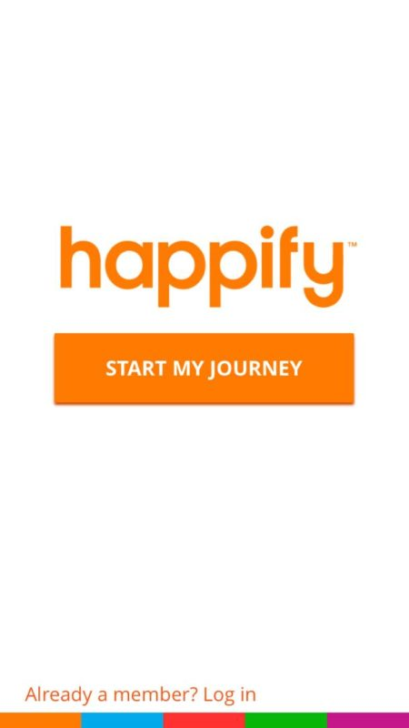 app for a happier you