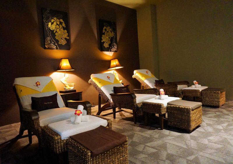 thai massage place in kl