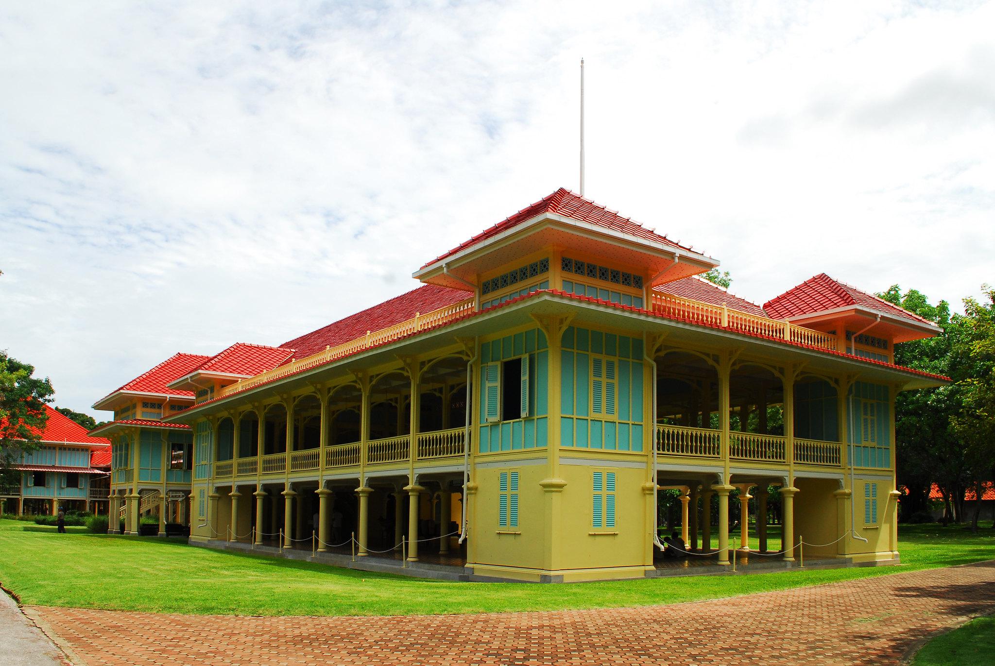 Maruekhathaiyawan Palace Hua Hin