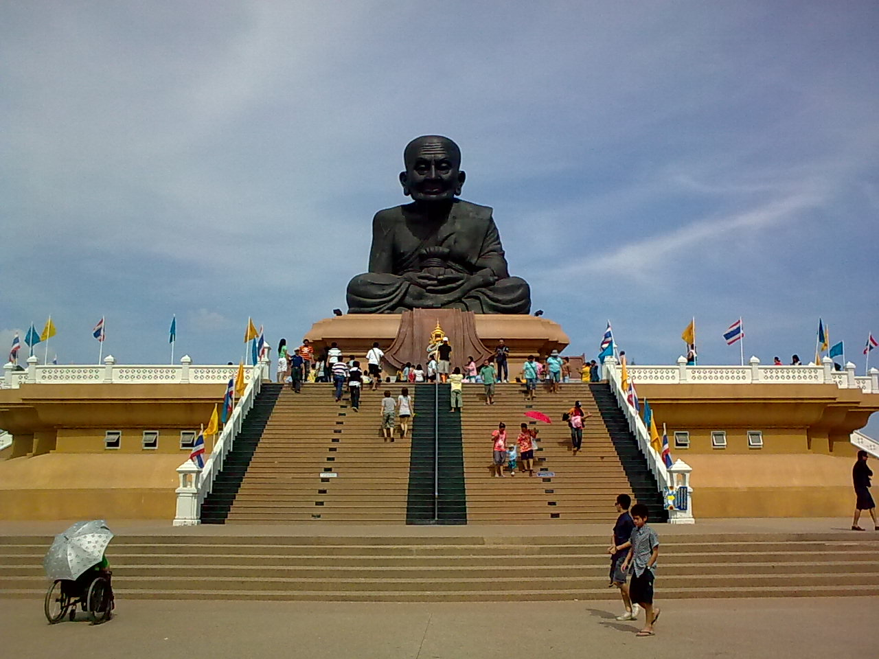 Wat Huay Mongkol Temple Hua Hin