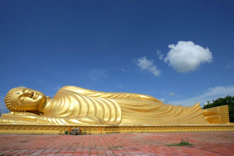 Songkhla Reclining Buddha