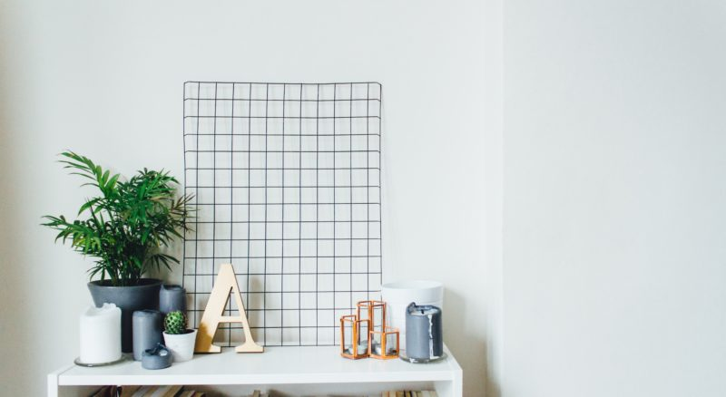 Faux plants for your room