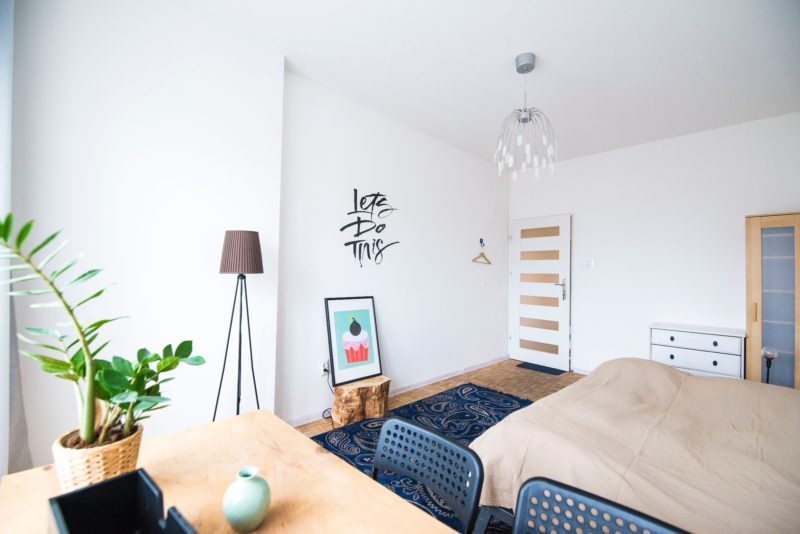 rearrange your furniture to revamp your room