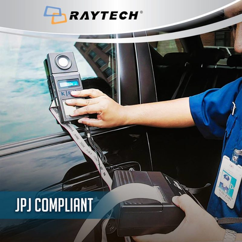 tinting by Raytech