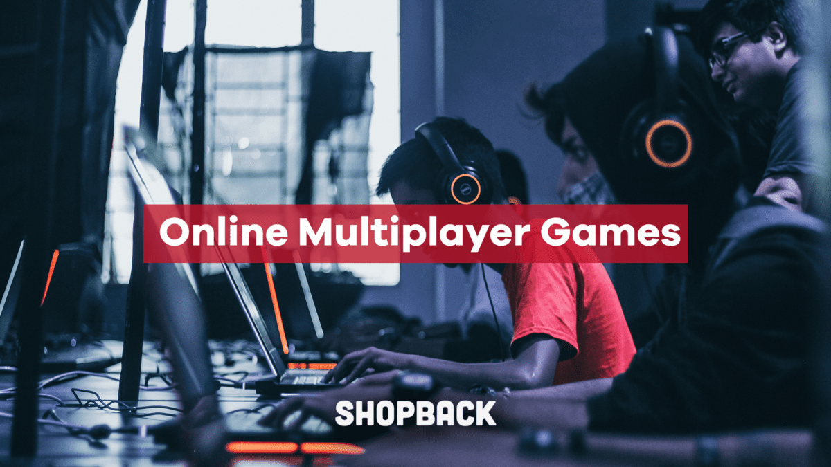 Online Multiplayer Games Your Friends Will Play With You
