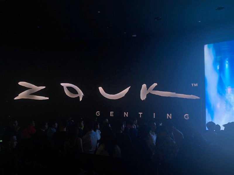 Zouk Genting Entrance