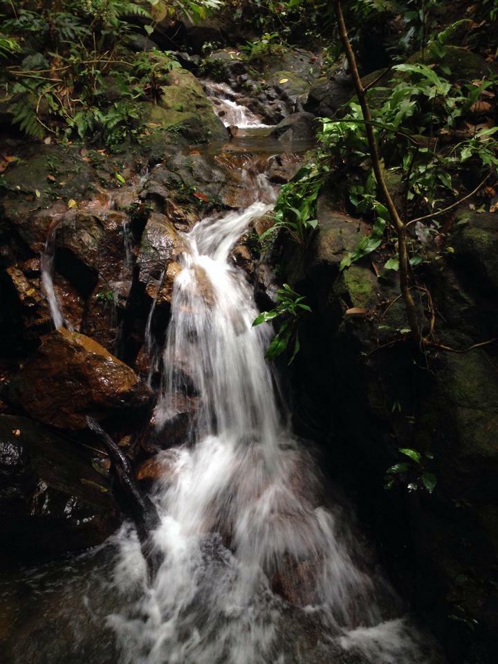 Gunung Pulai Waterfalls