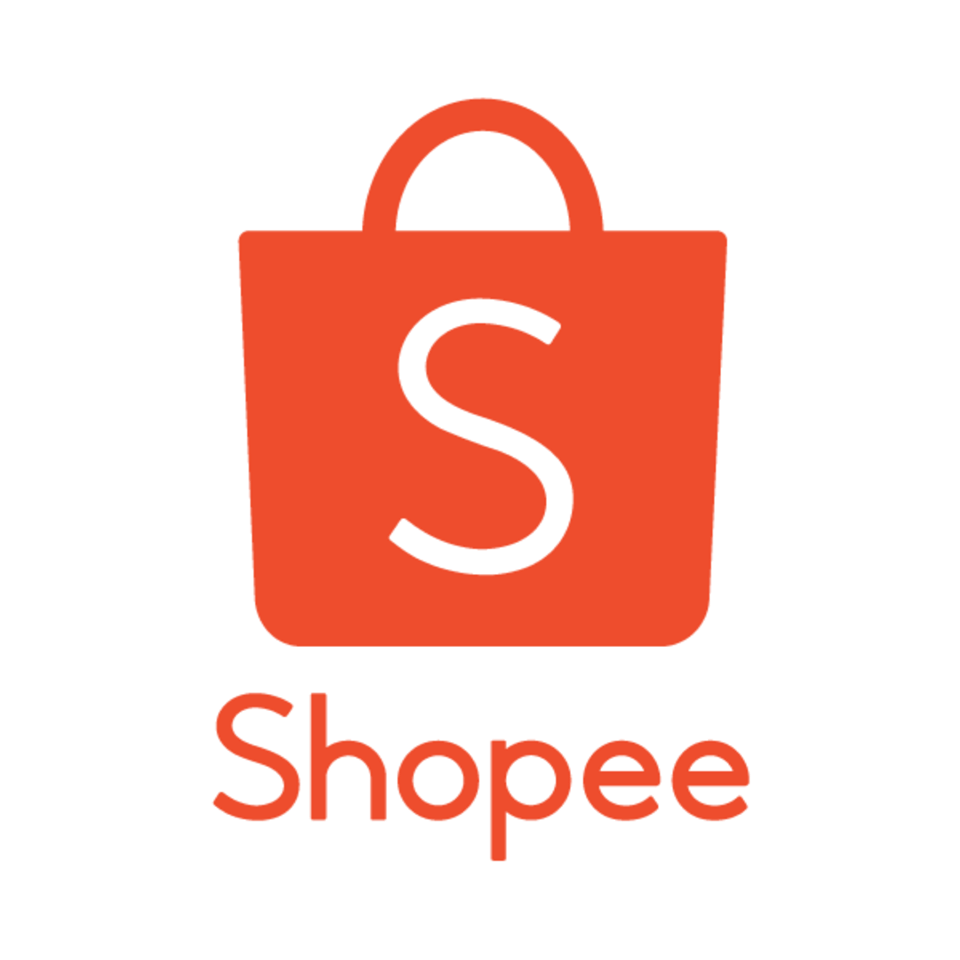 Shopee logo in orange