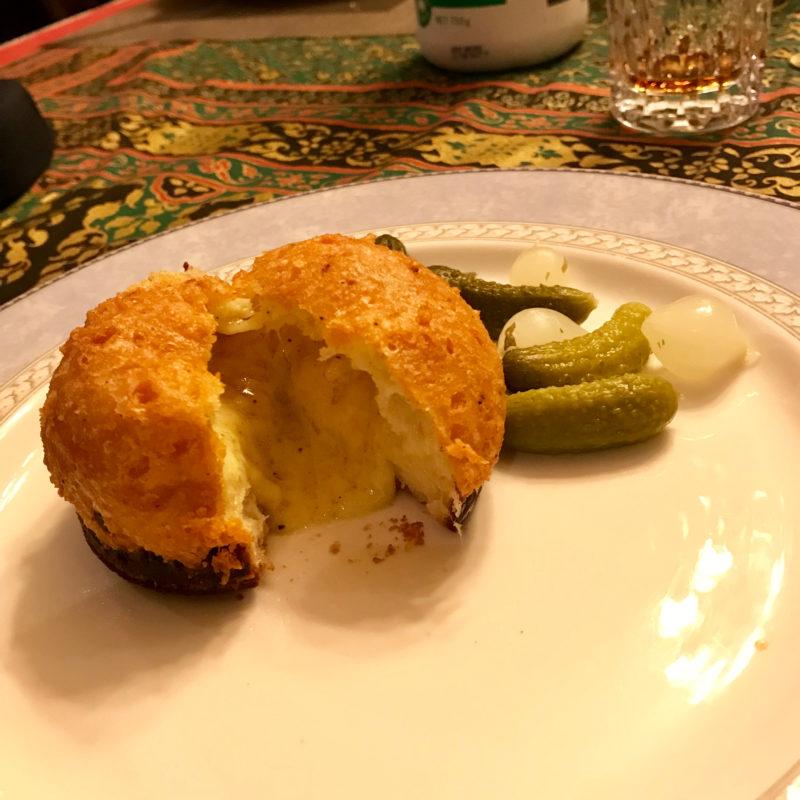 Malakoff Fritters