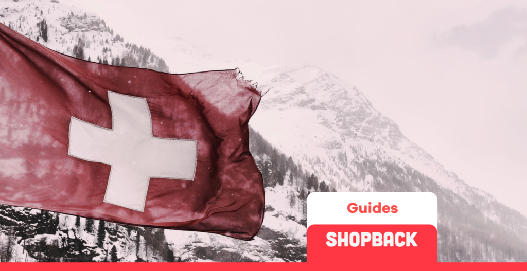 Swiss Rail Pass Klook Shopback Guide