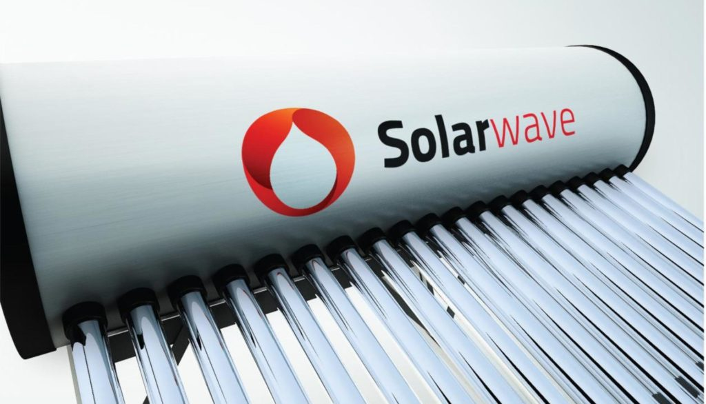 Solar Wave water heater with tubular design