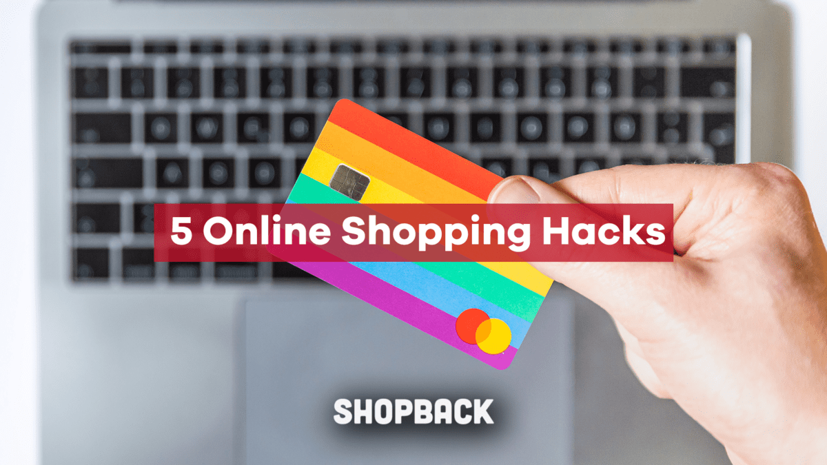 5 Hacks to Save Money When Shopping Online