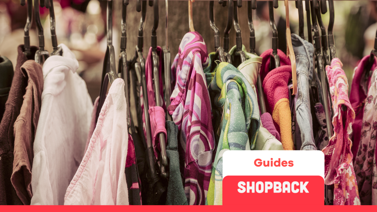 Start Thrift Shopping In These Places in Malaysia For Lower Prices