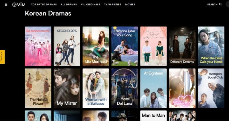 watch k dramas