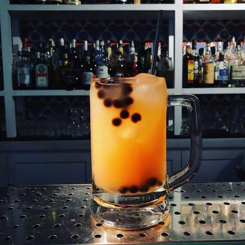 Boba Tea Whiskey