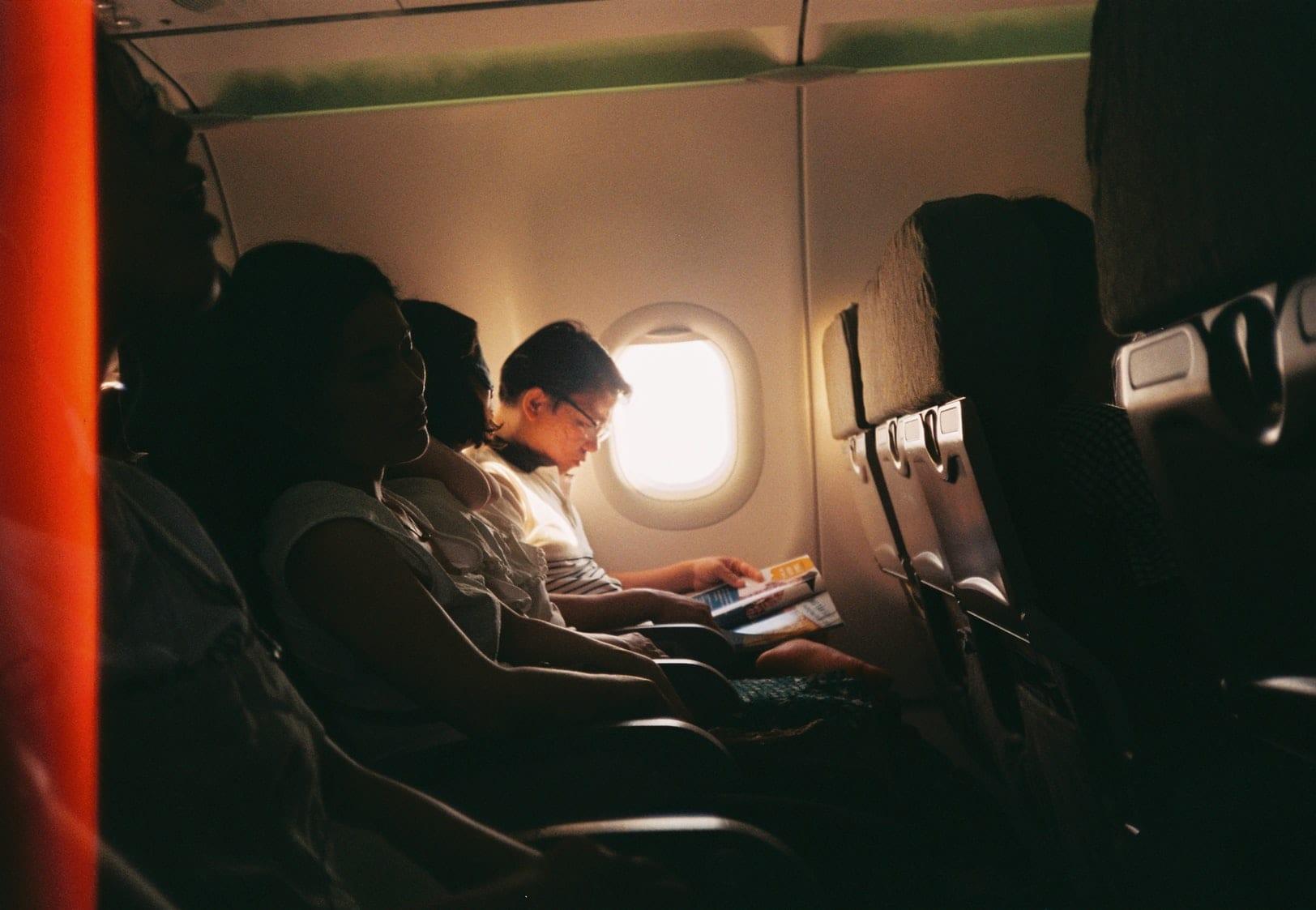 plane ride tips