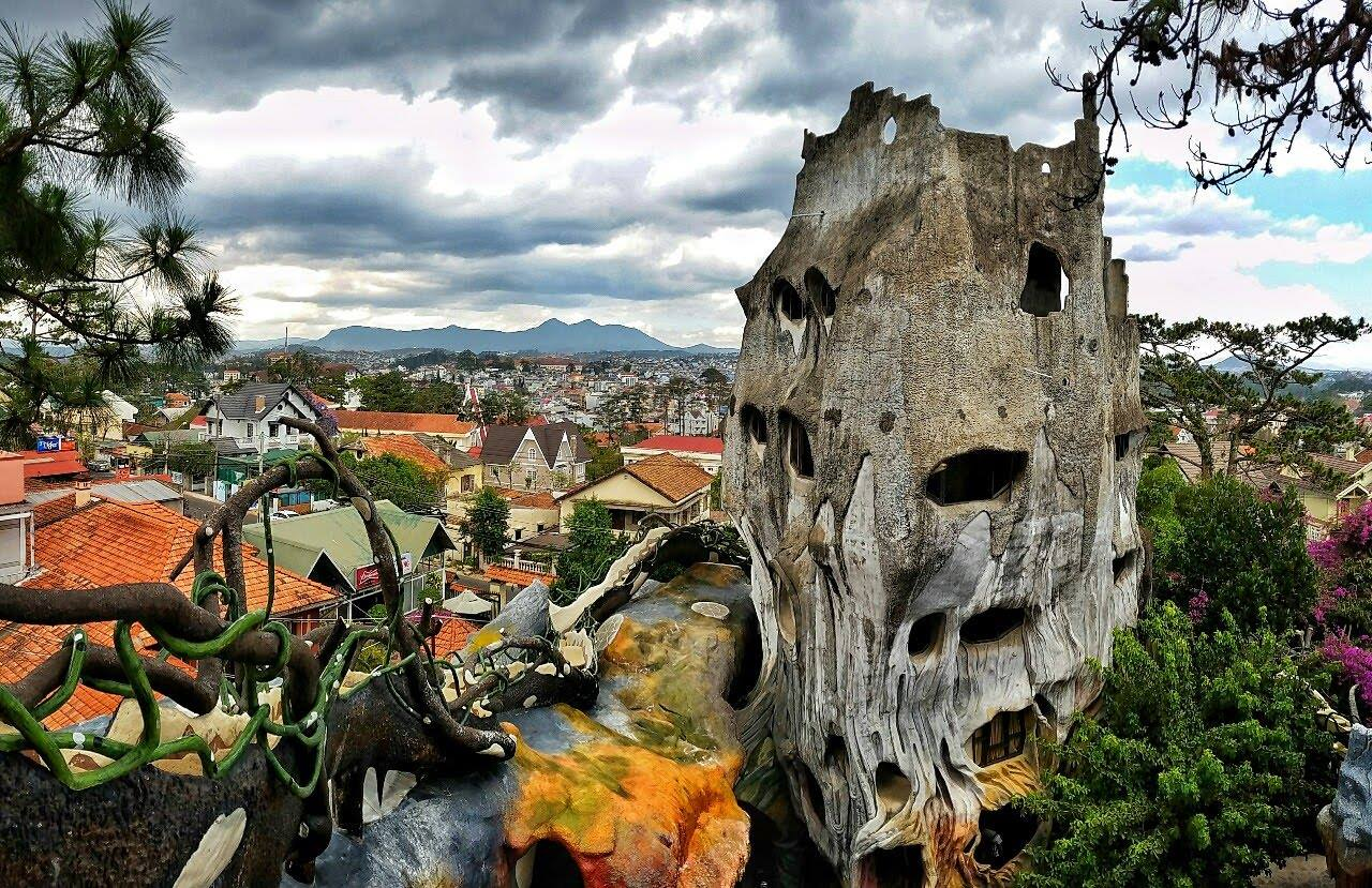 crazy house unique hotels