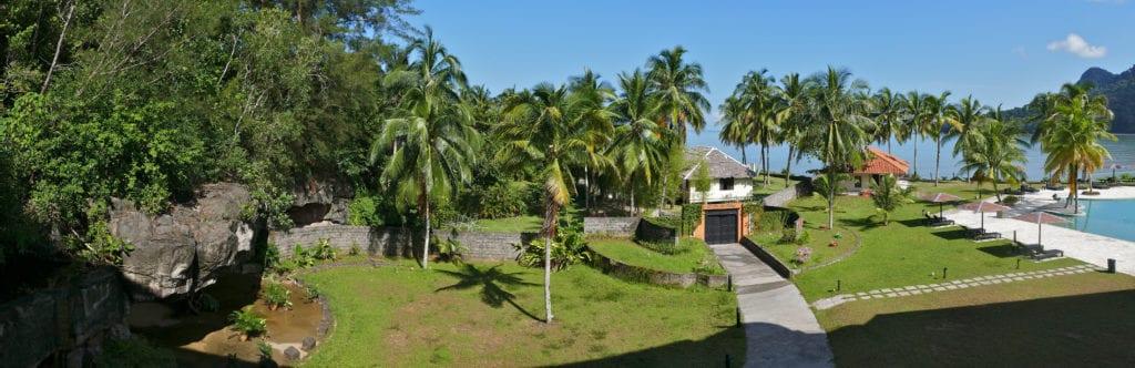 Beachfront of Damai Beach Resort